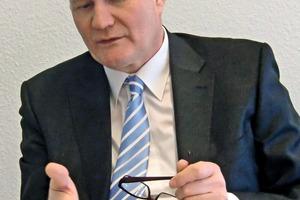 Dipl.-Ing. Christian Sperber, Hauptgeschäftsführer der Arbeitsgemeinschaft Heiz- und Wasserkostenverteilung