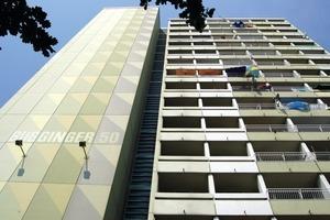 In die Gebäudesanierung werden ca. 114Mio. € investiert<br />