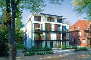 Die Außenansicht der Wohnanlage in der Uelzener Straße 33 in Lüneburg<br />