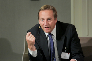 Redete Klartext: BFW-Präsident Andreas Ibel
