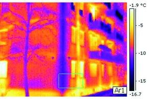 """<div class=""""dachzeile"""">Bestandsaufnahme in Form von Thermografieuntersuchungen</div>"""