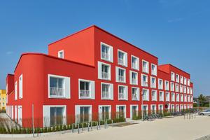 In Verbindung mit einem effizienten Wärmedämm-Verbundsystem bietet Mauerwerk aus UNIKA Kalksandstein ein System für den bezahlbaren Wohnraum der Zukunft