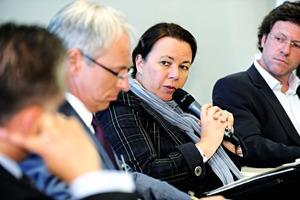 Ursula Heinen-Esser, Staatssekretärin im Bundesumweltministerium<br />