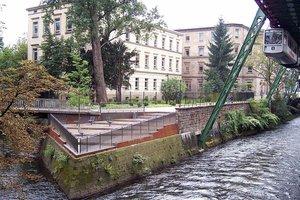 Ufer in Wuppertal