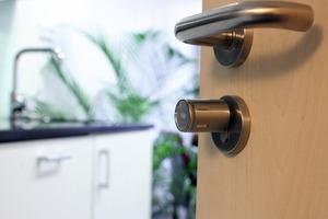 Durch den Manipulationsschutz ist der Einbruchschutz von Wohnungstürenhoch<br />