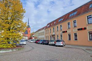 Zwischen 1998 und 2014 wurden in Schwedt über 3.500 Wohnungen rückgebaut