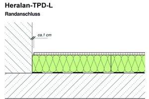 Dachbodendämmung nach EnEV: U-Wert mindestens 0,3 W/m²K,druckfeste Steinwolle-Dämmplatte