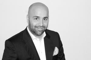 Darko Djuras, Geschäftsführer der BCS Group in Berlin