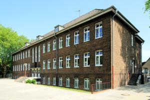 Erhielt eine Gas-Absorptionswärmepumpe: die 1927 erbaute Astrid-Lindgren-Schule in Bottrop