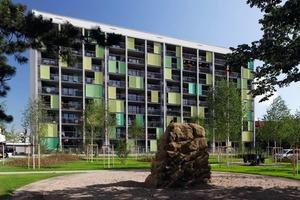 Preisträger: Grüner Wohnen – Dörflerstraße, Ingolstadt/ GWG Gemeinnützige Wohnungsbaugesellschaft Ingolstadt GmbH<br />