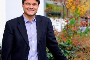 """Ralf Klausmann, Geschäftsführer der Freiburger Stadtbau GmbH: """"Wir werden im Rahmen eines eigenen Wohnungsbau-Programms bis 2018 etwa 1000 neue Wohnungen errichten."""""""