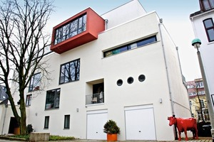 Umnutzung eines Hochbunkers – cyrus moser architekten BDA, Frankfurt/Main<br />