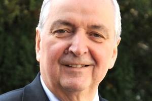 ... der ehemalige Bundesumweltminister Prof. Dr. K. Töpfer ...
