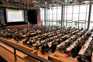 Zum 14. Mal in Folge trifft sich die Brandschutzbranche zu den EIPOS-Sachverständigentagen Brandschutz in Dresden