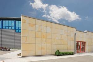 Schulsporthalle in Kaiserslautern<br />