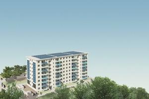 Der Umbau des Lankwitzer Mehrfamilienhauses setzt Maßstäbe im Umgang mit Bestandsgebäuden