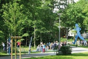 """Modellprojekt """"Barrierefreie Stadtquartiere"""" in Kiel-Gaarden (Foto 2)<br />"""