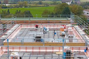 Hochleistungsdämmstoff für schlanke Effizienz für den Passivhaus-Standard als durchgängige Bauweise
