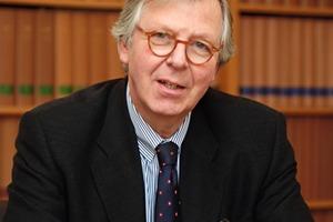 Walter Rasch, Senator a.D., BFWPräsident<br />