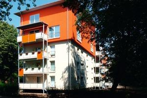 Durch die Sanierung wurde ein hochwertiger Wohnraum in Stadtnähe geschaffen. Das realisierte Energiekonzept sorgt für deutlich reduzierte Heizkosten<br />