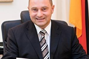 Staatssekretär Rainer Bomba