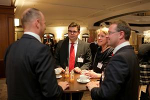 Impressionen vom 6. BundesBauBlatt Gipfel in Berlin