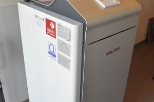 Die Erdreich-Wärmepumpe liefert beachtliche Wirkungsgrade