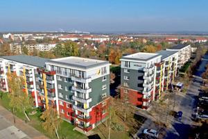 Die WOBAG Schwedt eG passt ihre Wohnungen aktiv dem demografischen Wandel an und strebt gleichzeitig eine Verjüngung der Mieter an