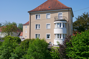 Die U-Werte der Außenwand betragen nach der Sanierung 0,28 W/m²K