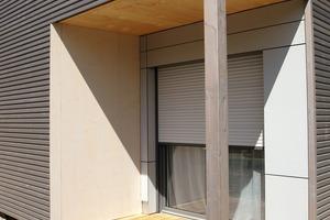 Alle Wohnungen sind mit Terrasse oder Balkon ausgestattet
