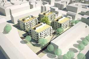 Bis Sommer 2018 baut degewo 72 Wohnungen in Berlin-Friedrichshagen.<br /><br /><br />