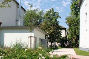 Blockheizkraftwerke, wie hier in Mühlheim am Main, sind leise und fallen in Wohnquartieren kaum auf<br />