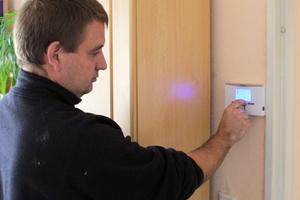 Die Wohnungen verfügen jetzt über eine komfortable Raumtemperaturregelung