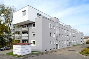 Von Grund auf modernisiert: das Mehrfamilienhaus in Wernau