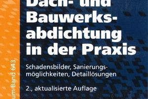 """<div class=""""informationen"""">Dach- und Bauwerksabdichtung in der Praxis. Schadensbilder, Sanierungsmöglichkeiten, Detaillösungen. Jürgen Lech, Expert Verlag 2008, 2. aktual. Auflage, 194 S., 113 Abb., 11 Tab., 35,00 €, ISBN 978-3-8169-2823-2</div>"""