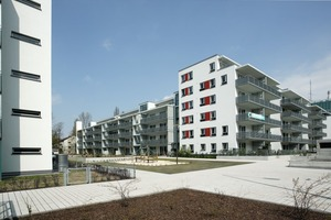 Beispiel Bauvorhaben Dornbuschhöfe<br />
