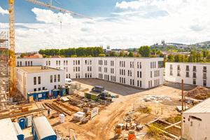 Schaeffler-Quartier: das erste autofreie Quartier in Bamberg