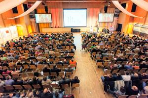 Baumit veranstaltet den Allgäuer Baufachkongress zum zwölften Mal