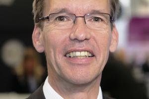 """Thomas Wrede, Vizepräsident Empfangssysteme bei SES: """"Wir sind mit der Einführung des digitalen Fernsehens, von HD und jetzt von HD+ der Trendsetter bei der Qualitätssteigerung von Bild- und Tonqualitäten."""""""