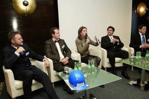 Das Thema PPP führte zu einer lebhaften Diskussion zwischen internationalen Grundlagen und lokalen Möglichkeiten