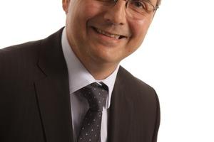 """Eberhard Villmow, Aareon-Vorstand:""""Wir möchten unseren Kunden den Rücken frei halten für ihr Kerngeschäft und kümmern uns um alle IT-Fragen."""""""