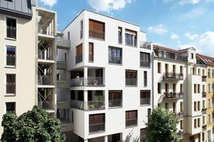 Preisträger Neubau Mehrfamilienhäuser: Berlin Esmarchstraße<br />