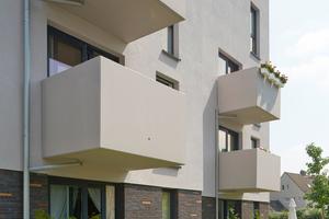 Wertig wohnen für 4,50 €/m<sup>2</sup>: Die barrierefreien Wohnungen sind begehrt und ermöglichen es derzeit vor allem älteren Bewohnern, weiter im angestammten Stadtteil zu leben