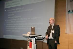 Referenten: Prof. Volker Eichener und Dr. Rudolf Ridinger<br />