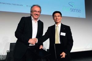 Internationale Teilnehmer aus  16 Nationen zog es nach Stuttgart<br />