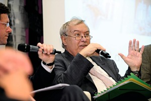 Mieterbundpräsident Dr. Franz-Georg Rips