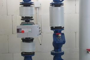 In der gesamten Heizungsanlage kommen energieeffiziente Heizungspumpen mit geringem Stromverbrauch zum Einsatz