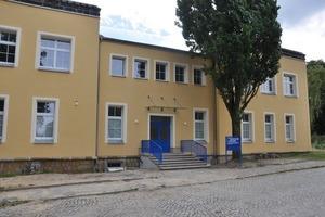 Das THW Zittau wurde mit 600 000 € aus dem KP II umfassend energetisch saniert<br />