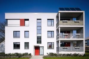 ...und nachher: Heute präsentiert sich das Modellprojekt als Passivhaus mit einer zusätzlichen Etage<br />