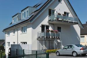 Seniorengerecht und energieeffizient: der Neubau in Rösrath